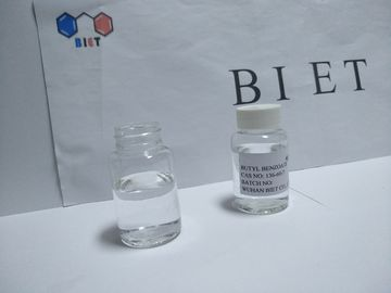 China Butyl Benzoate As Textile Auxiliary Chemicals Colourless / Primrose Transparent Oily Liquid supplier
