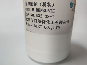 China Sodium Benzoate For Pesticide Intermediate / Cosmetics CAS No. 532-32-1 supplier